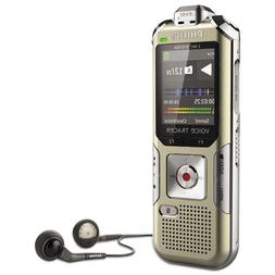 Voice Tracer 6500 Digital Recorder, 4 GB Memory, Gold, Sold