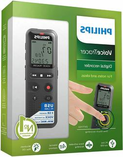Philips Voice Tracer Audio Recorder Notes Recording DVT1150