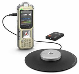 Philips Voice Tracer Digital Audio Recorder 8 GB DVT DVT8010