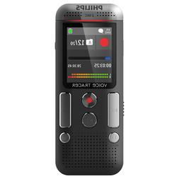 Philips Voice Tracer DVT2500 4GB Digital Voice Recorder -NEW