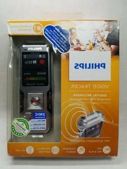 Philips Voice Tracer DVT4000 Digital Voice Recorder Auto Adj