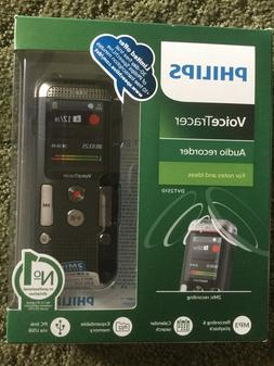 philips Voice tracker/ Audio recorder. new in box, never use
