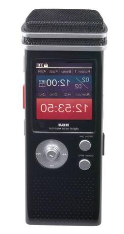 RCA VR5340 800 Hour Digital Voice Recorder with Full Color D
