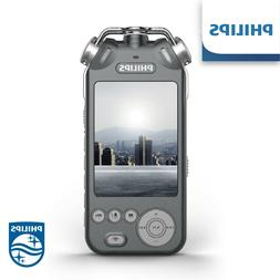 Philips VTR9200 Smart Voice Recorder and Video recorder Dict