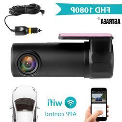 Astraea WIFI Car DVR Camera <font><b>Digital</b></font> Regi
