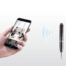 WiFi Pen Hidden Camera Recorder Covert Voice Video DVR P2P I