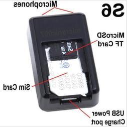 Wireless Gsm Spy Bug Monitor & Microsd Voice Recorder Super