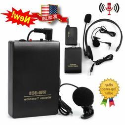 Wireless Microphone Headset Meeting Speech Marketing Clip La