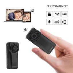 Wireless WIFI Mini HD Spy Camera 1080P Voice Video Recorder