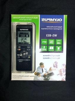 OLYMPUS WS-853 DIGITAL VOICE RECORDER   2080 Hrs.   8 GB   F