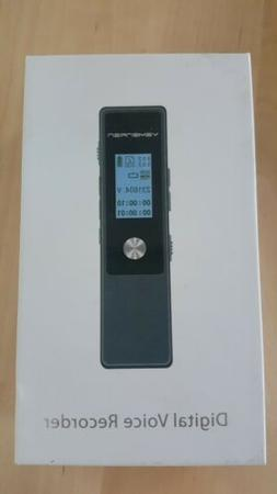 Yemenren R3 Digital Voice Recorder New unopened